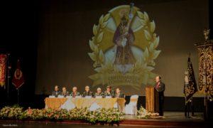 Inicio del Foro de Historia del Centenario de Consagración de Jesús de Candelaria